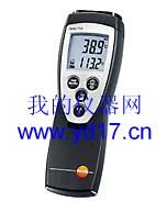 testo 110单通道NTC温度仪图片
