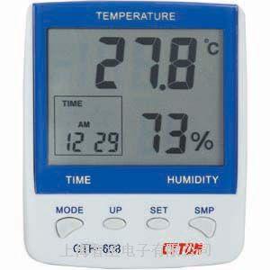 温湿度计CTH608图片