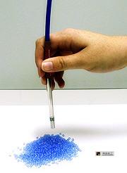 荧光粉末检测系统