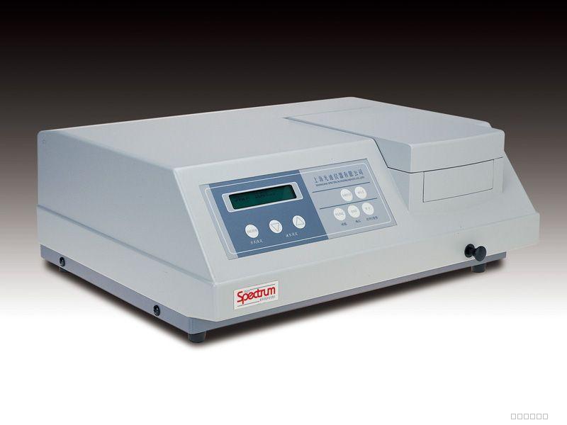 SP-754PC型紫外可见分光光度计(外销型号:SP-2100UVPC)