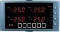 NHR-5740四路数字显示仪/四路温度显示仪/四路巡检仪/四路显示仪