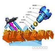 快修式高压球阀KQ61YP57170V