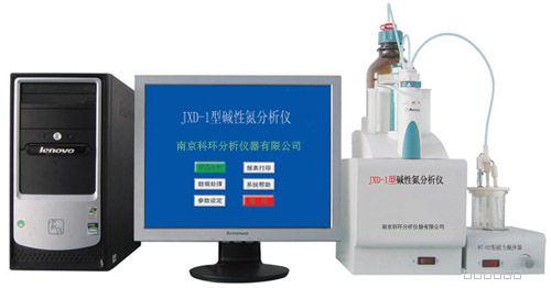 JXD-1型碱性氮测定仪