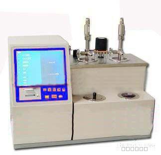自动防锈脂吸氧测定器