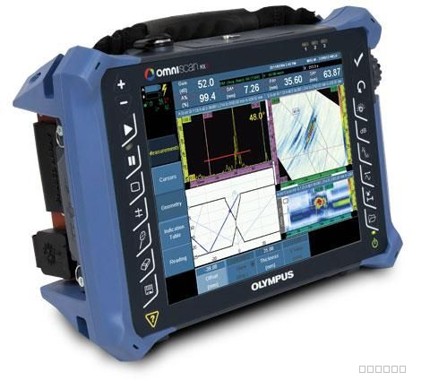 OmniScan MX2相控阵探伤仪