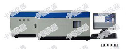 全自动微机硫氯测定器